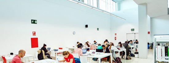 Bibliotecas: horarios en el inicio del curso 2021-2022