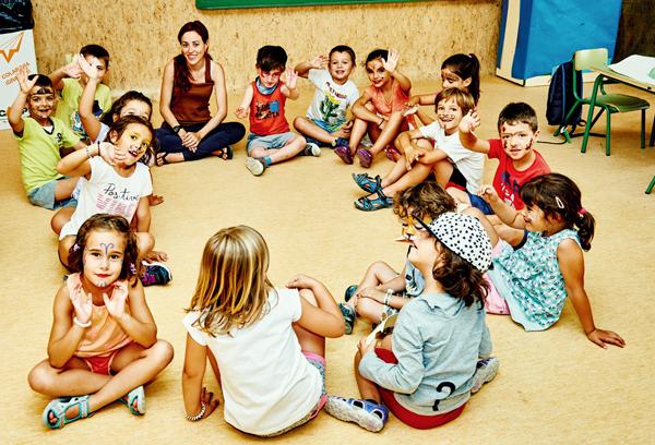 Ocio educativo en los campamentos urbanos
