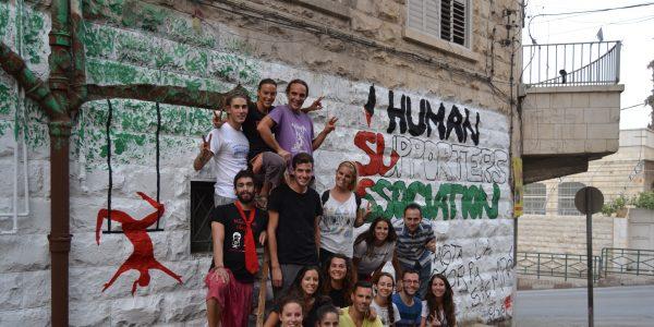 Música y cultura en la jornadas por Palestina