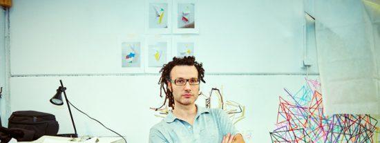 Carlos Maciá: un artista de trazo abstracto