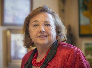 Charla de la periodista Carmen Sarmiento