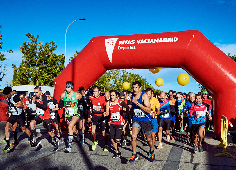 San Ripense 2018, la San Silvestre de Rivas