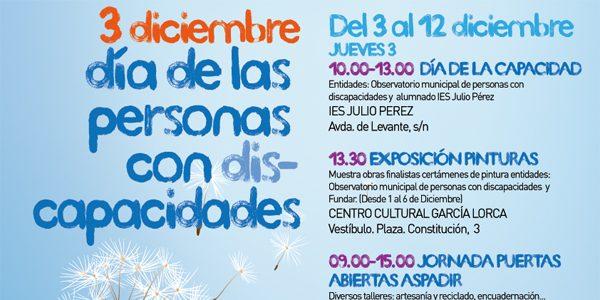Rivas celebra el Día Mundial de la Discapacidad