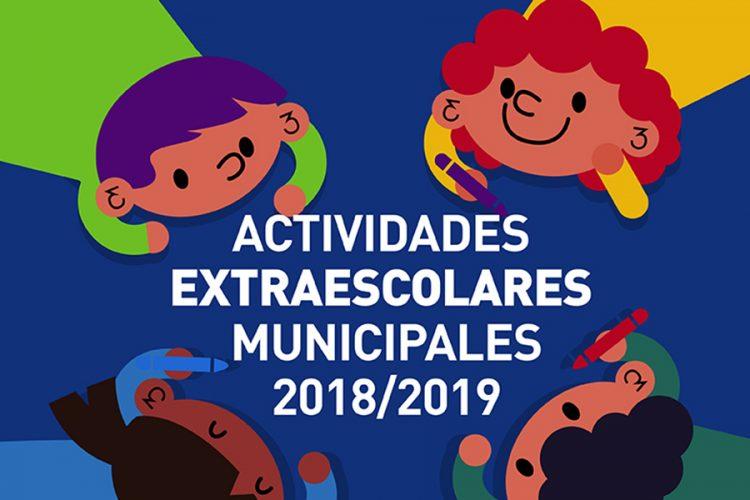 Extraescolares 2018-2019: plazas sorteadas