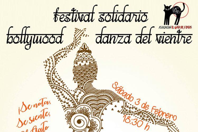 Festival solidario: asociación El Gato de 5 Patas