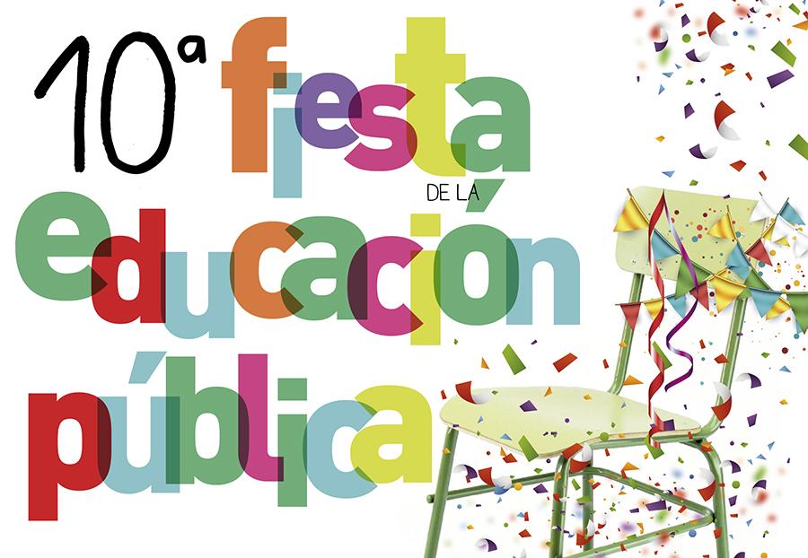 10 años: Fiesta de la Educación Pública 2018