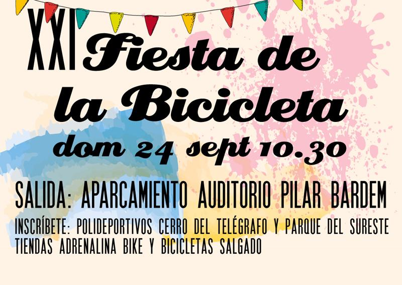 Fiesta de la Bicicleta 2017: la vida que rueda