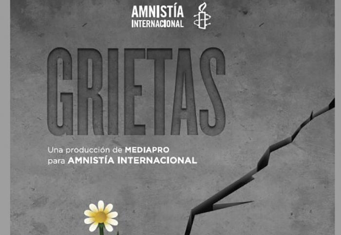 'Grietas': los derechos humanos en España