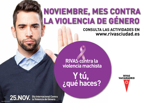 Rivas, contra la violencia machista