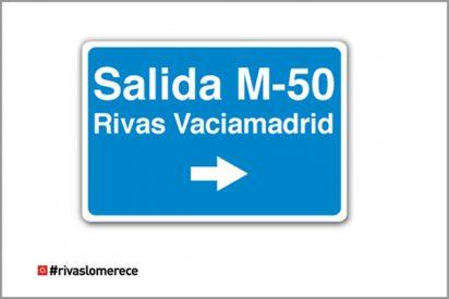 Enlace a la M-50: Rivas también lo merece