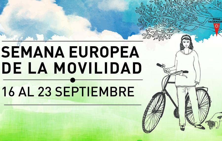 Semana de la Movilidad 2018 en Rivas
