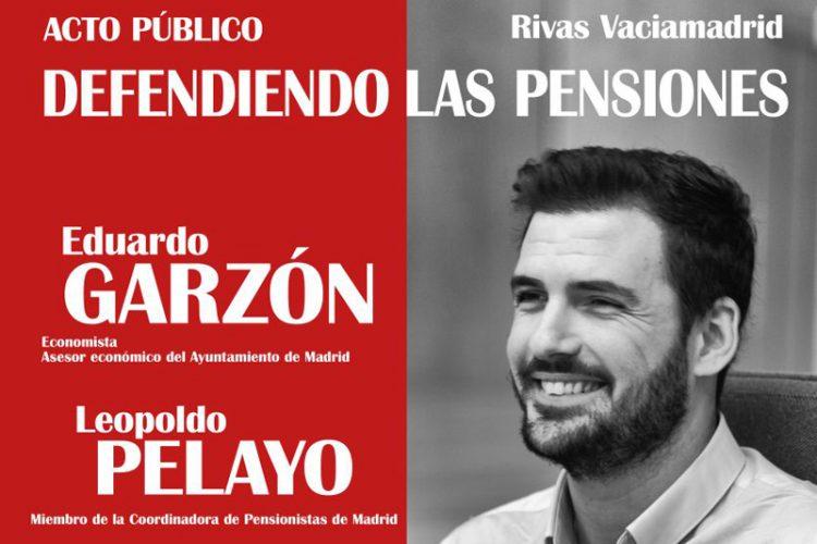 Eduardo Garzón y el futuro de las pensiones