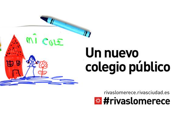 Rivas también se merece un colegio público