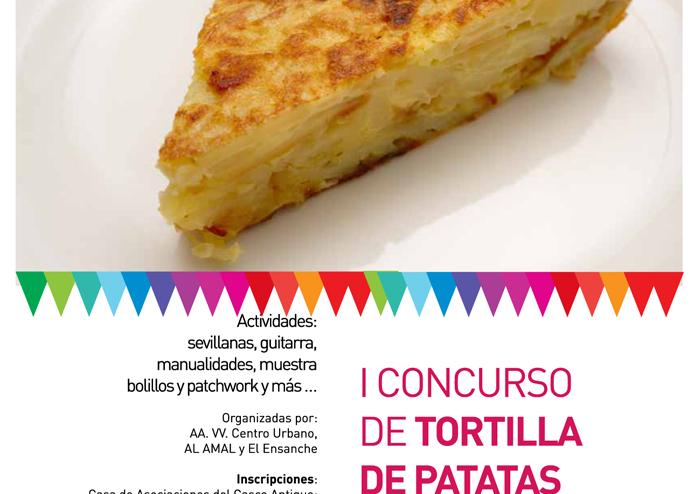¿Con o sin cebolla? Concurso de tortilla de patatas