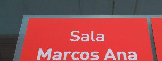 Acto público: Rivas estrena la sala Marcos Ana