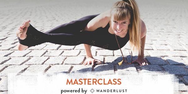Wanderlust: clase gratuita de yoga y meditación