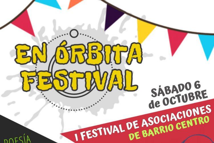 En Órbita: festival de asociaciones del barrio Centro