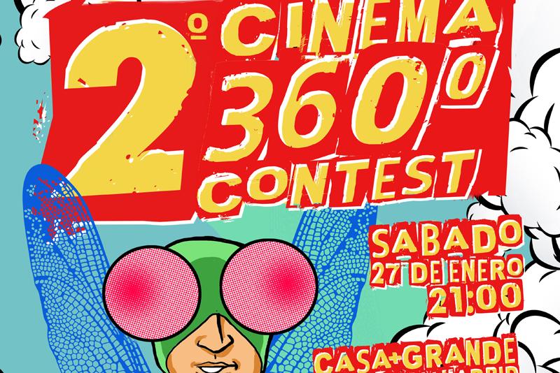 II Festival de Realidad Virtual y Vídeos 360º