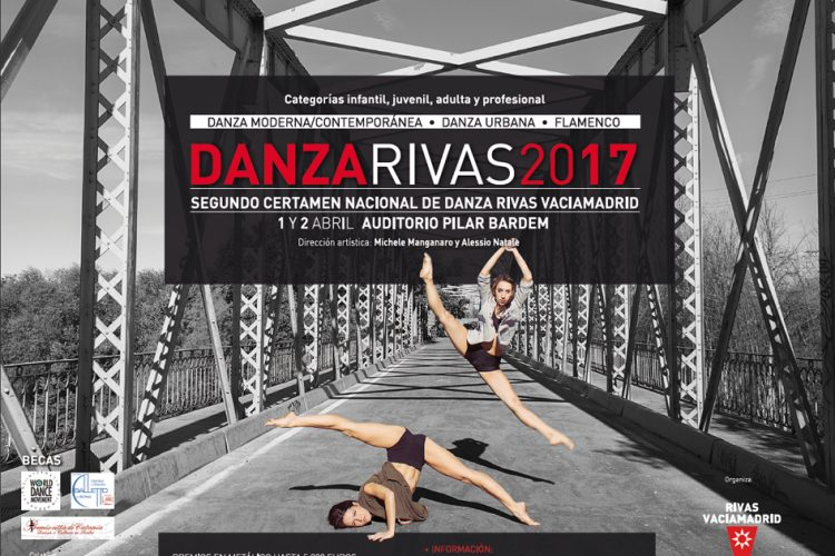 Palmarés del certamen Danza Rivas 2017