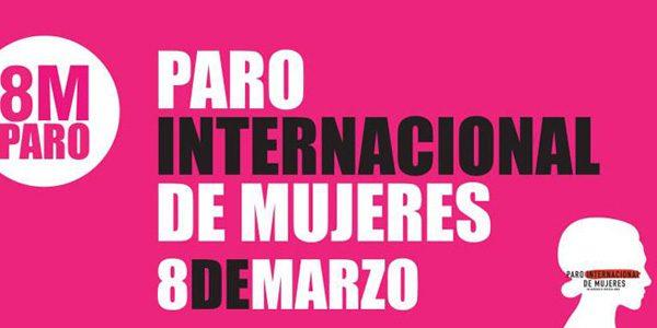 Charla taller sobre la huelga general feminista