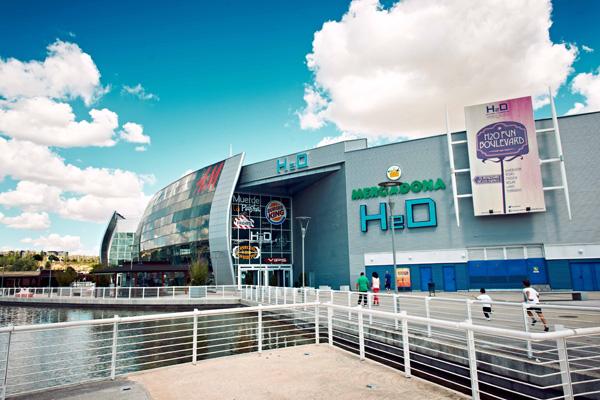 Acuerdos con Covibar y el centro comercial H2O