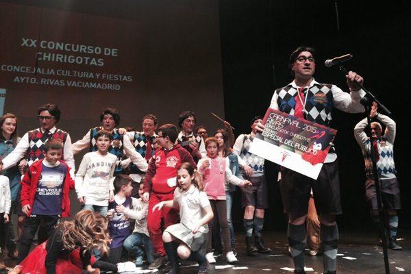 El Carnaval de Rivas de 2016, en fotos