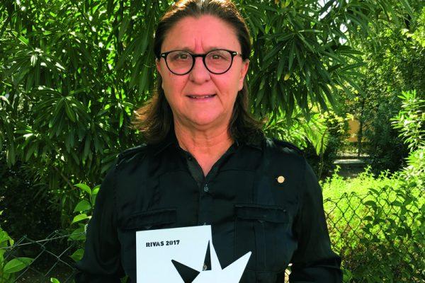 Chusa Martín: una vida de sófbol en Rivas