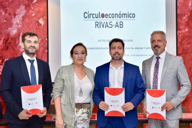 Círculo Económico Rivas: encuentros empresariales