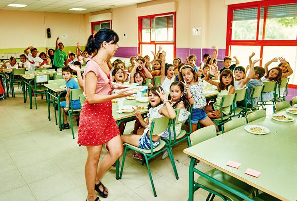 Ayudas para el comedor escolar