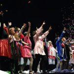 Carnaval: diversión contra la crisis