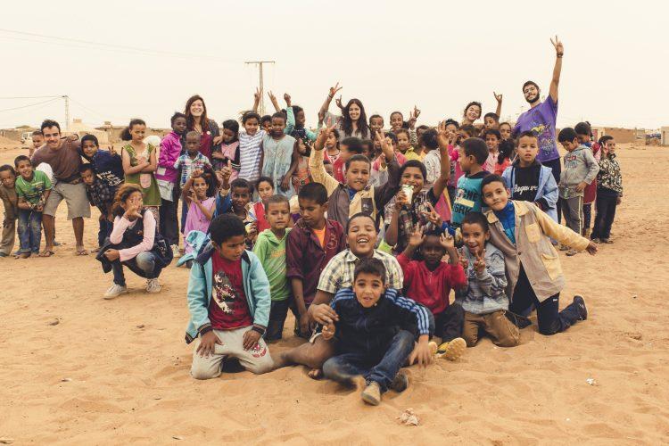 Una semana solidaria con el Sáhara