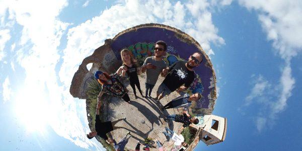 Primer festival de España de vídeos en 360º
