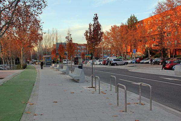 Covibar estrena un espacio urbano más amable
