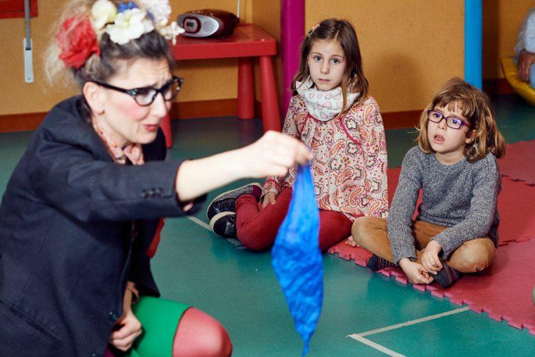 Cantar y contar a niños y niñas: dos sesiones