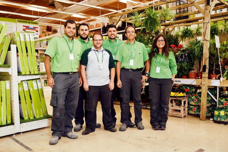 Inclusión social a través del empleo en empresas locales