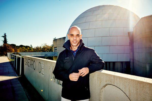 David López, astrofísico: descubridor espacial