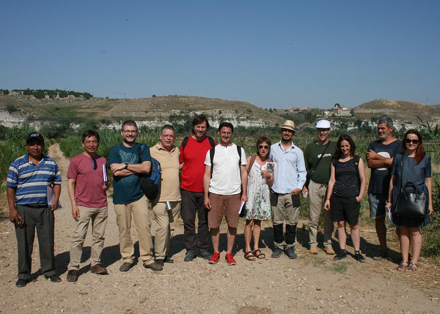 FONTAGRO visita el parque agroecológico