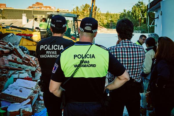 Detenidos 6 traficantes de droga en la Cañada