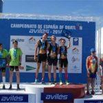 Duatlón: 4 campeones de España por equipos