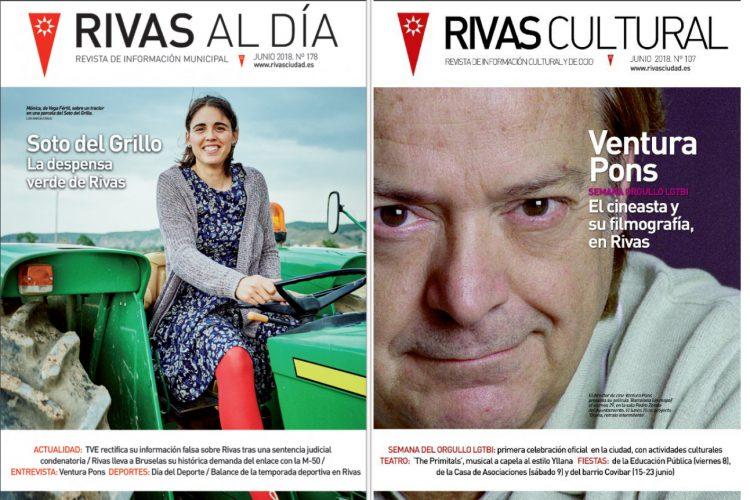 'Rivas al Día' de junio: un orgullo de ciudad