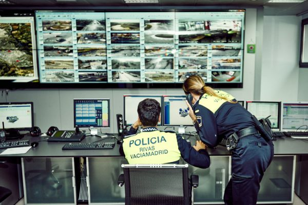 La nueva tecnología de la Policía del futuro