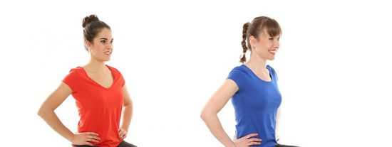 Para mujeres: taller de estiramiento muscular