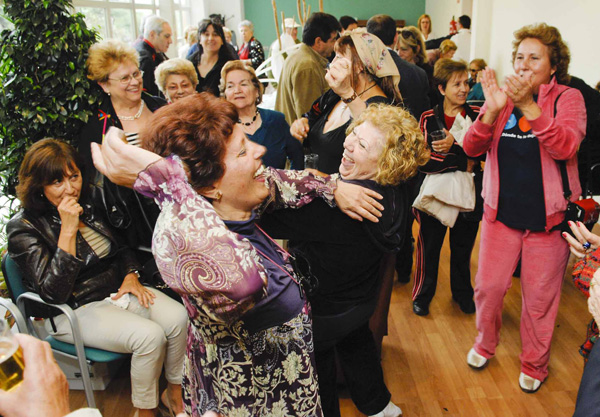 Talleres para socios de los centros de mayores