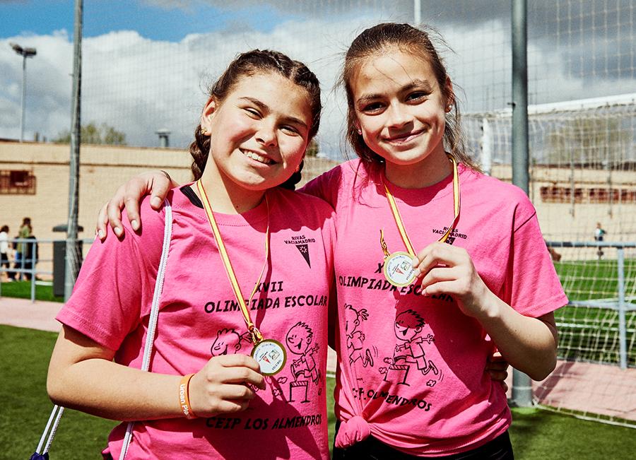 4.400 estudiantes, en la Olimpiada Escolar 2019