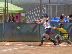 Dridma, en el Campeonato de España sub 19