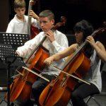 'Una hora de música': chelos de la EMM