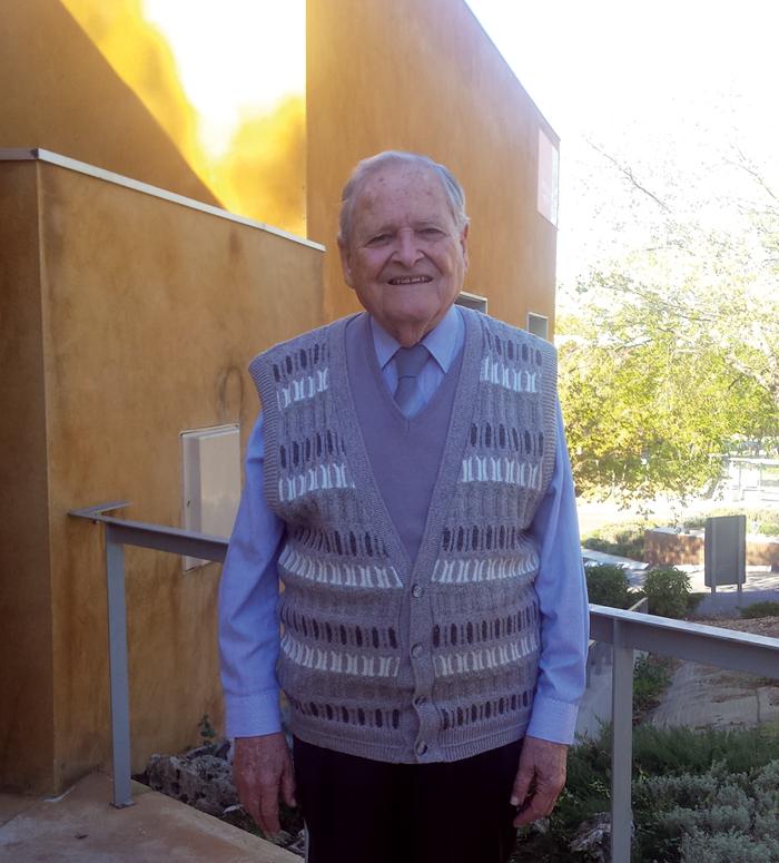 Edgardo, exaviador: la vida en una maleta