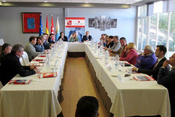 18 municipios, en el Acuerdo por el Eje Sureste