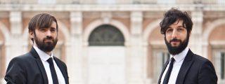 Pinteño y Zapico: Paganini en violín y guitarra