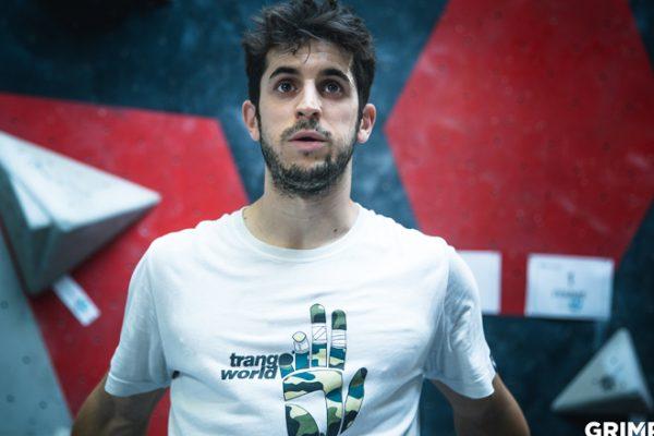 Sergio Pastor: escalador de altura mundial